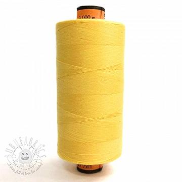 Polyester thread Amann Belfil-S 120 bright yellow