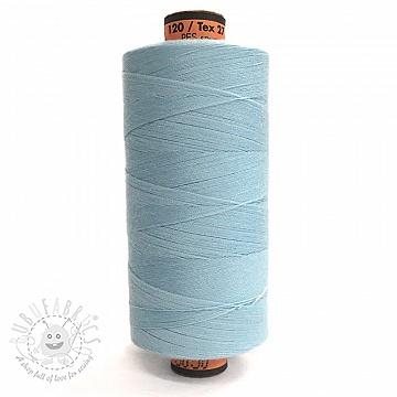 Polyester thread Amann Belfil-S 120 light blue