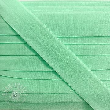 Bias binding elastic matt 20 mm mint