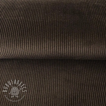 Corduroy dark brown