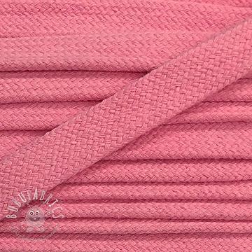 Cotton cord flat 17 mm light pink