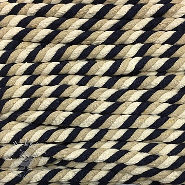 Cotton cord 15 mm 1