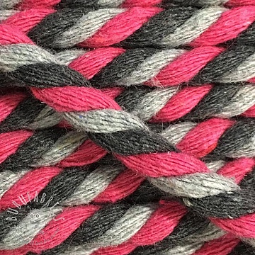 Cotton cord 6 mm 8