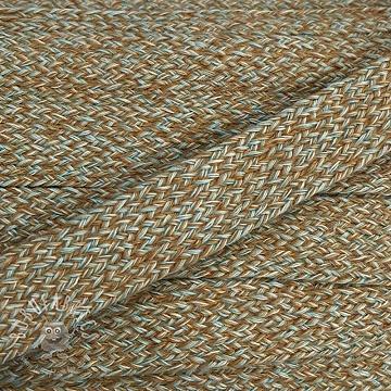 Cotton cord flat 20 mm Multi 1