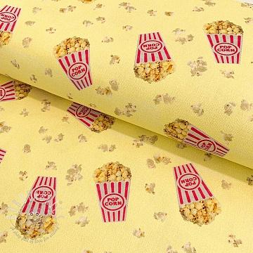 Decoration fabric Popcorn party premium