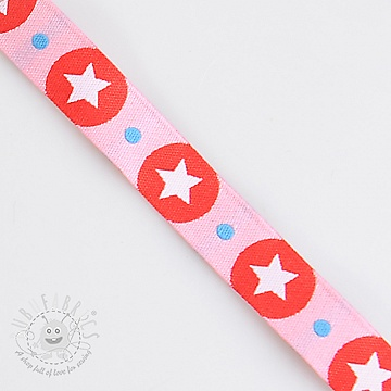 Farbenmix Star dotzz pink