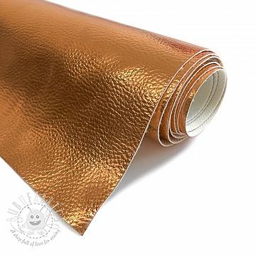 Faux leather PREMIUM cuivre
