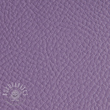 Faux leather KARIA lilas