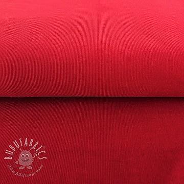 Fine corduroy red