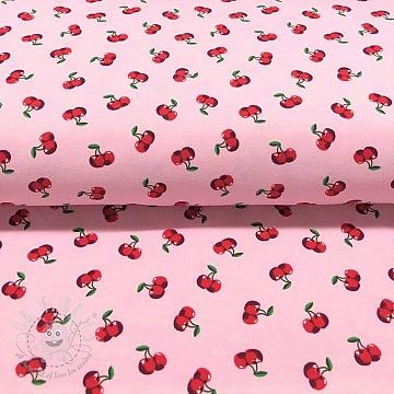 Jersey Cherry pop pink