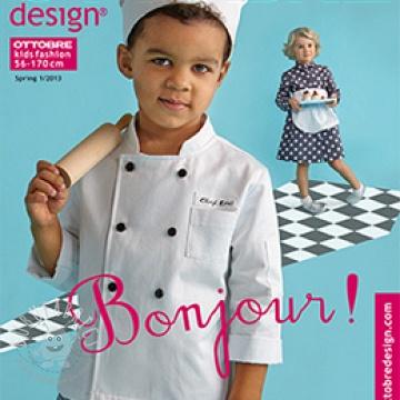 Ottobre design kids 1/2013 ENG