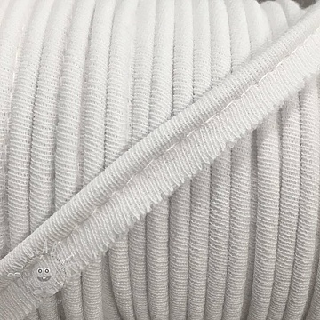 Piping tape jersey white
