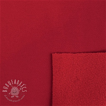 Softshell dark red