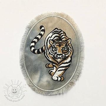 Sticker BASIC Tiger PATCH