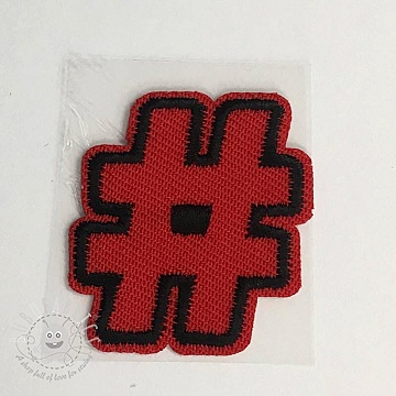 Sticker MINI Hashtag