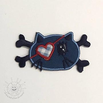 Sticker MINI Pirat Cat