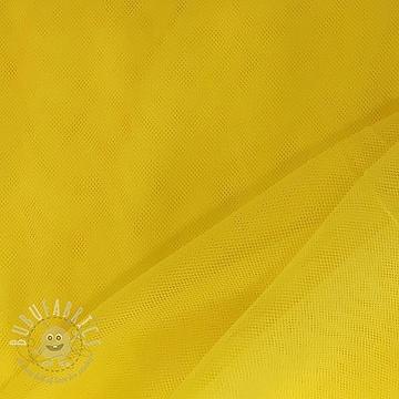 Tulle netting yellow 160 cm