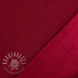 Alpenfleece soft red