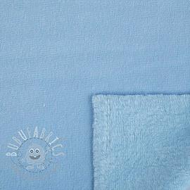 Alpenfleece UNI light blue