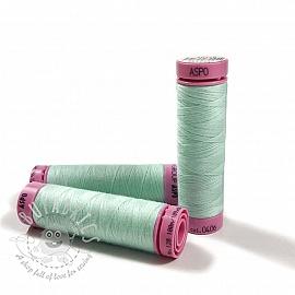 Polyester thread Amann Aspo 120 pastel mint