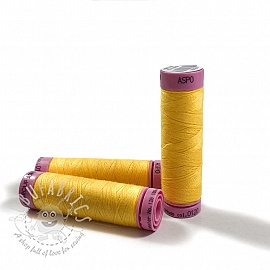 Polyester thread Amann Aspo 120 sunflower