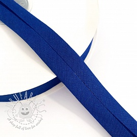 Bias binding cotton cobalt