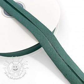 Bias binding cotton dark old green
