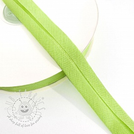 Bias binding cotton lime