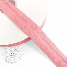 Bias binding cotton pink