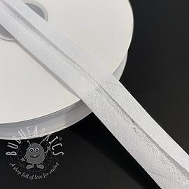 Bias binding cotton white
