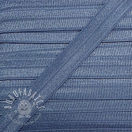 Bias binding elastic 15 mm light jeans