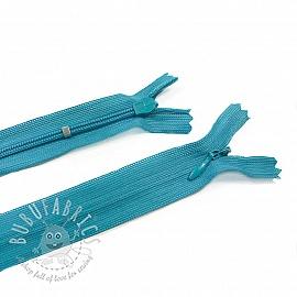 Blind Zippers Adjustable 25 cm Aqua