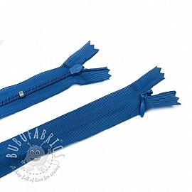 Blind Zippers Adjustable 25 cm Cobalt