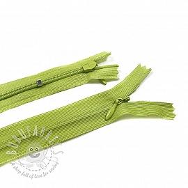 Blind Zippers Adjustable 25 cm Lime