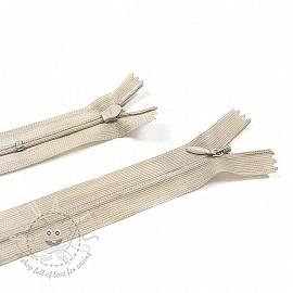 Blind Zippers Adjustable 25 cm Sand