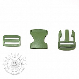 Bum Bag Clip 38 mm army