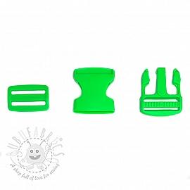 Bum Bag Clip 38 mm lime