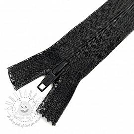 Coil Zipper 69 cm black