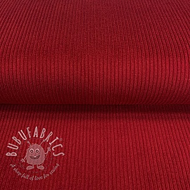 Corduroy dark red