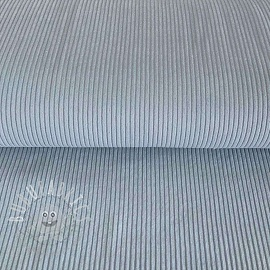 Corduroy light blue