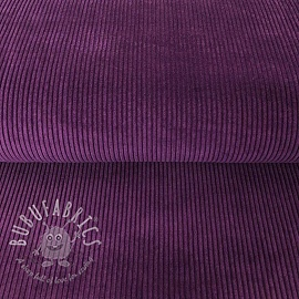 Corduroy purple