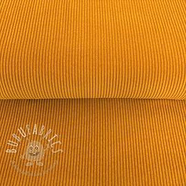 Corduroy yellow