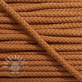 Cotton cord 8 mm brick