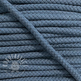 Cotton cord 8 mm middle jeans