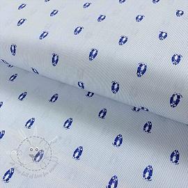 Cotton fabric Basset digital print 2nd class