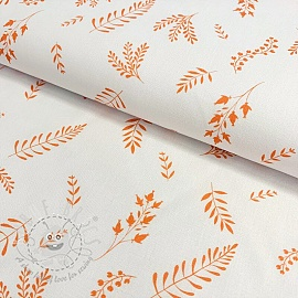 Cotton fabric KODA Herbs unico digital print
