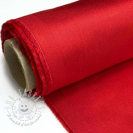Cotton fabric Ten Cate red