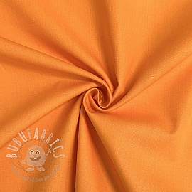 Cotton poplin apricot