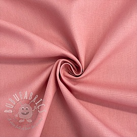 Cotton poplin blush