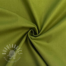 Cotton poplin green